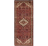 Link to 4' x 10' Hossainabad Persian Runner Rug