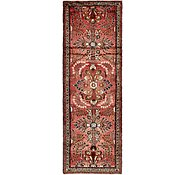 Link to 3' 7 x 9' 11 Hamedan Persian Runner Rug