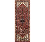 Link to 3' 5 x 9' 8 Hossainabad Persian Runner Rug