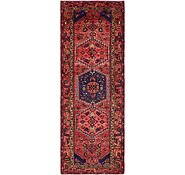 Link to 3' 6 x 9' 9 Khamseh Persian Runner Rug