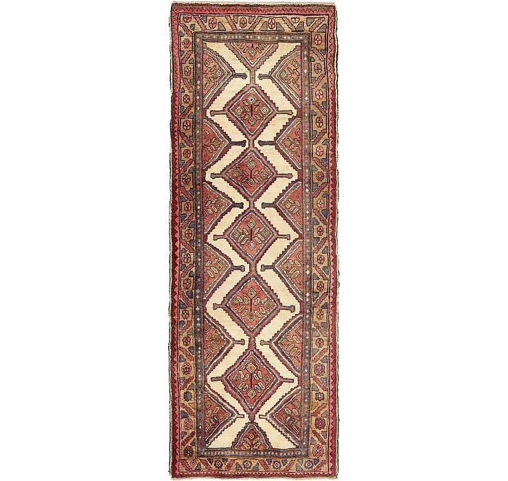 3' 6 x 9' 9 Chenar Persian Runner Rug