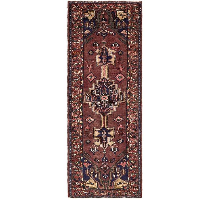 102cm x 285cm Zanjan Persian Runner Rug