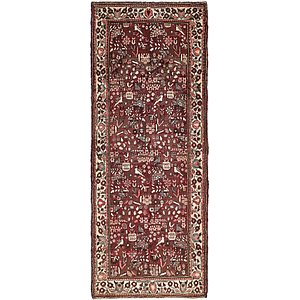 3' 8 x 9' 4 Roodbar Persian Runner ...