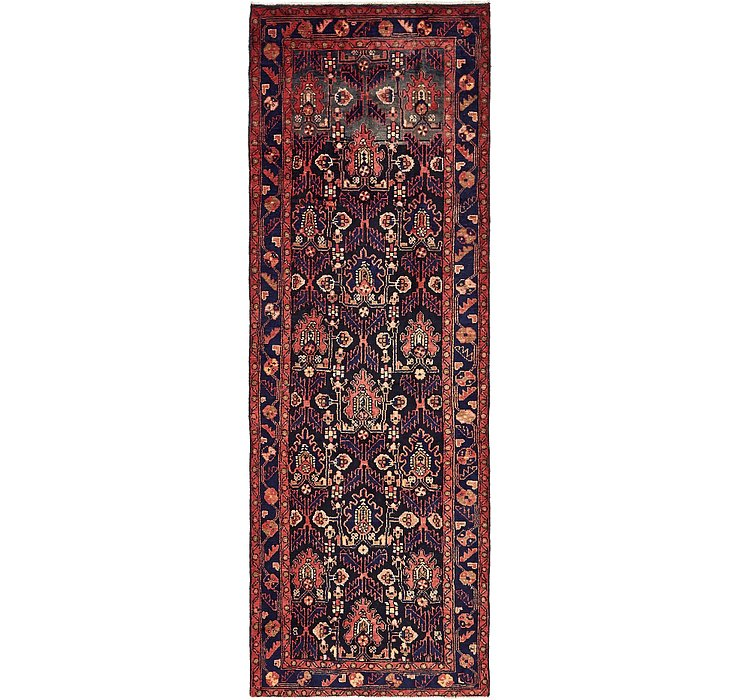 3' 6 x 10' 4 Hamedan Persian Runner ...