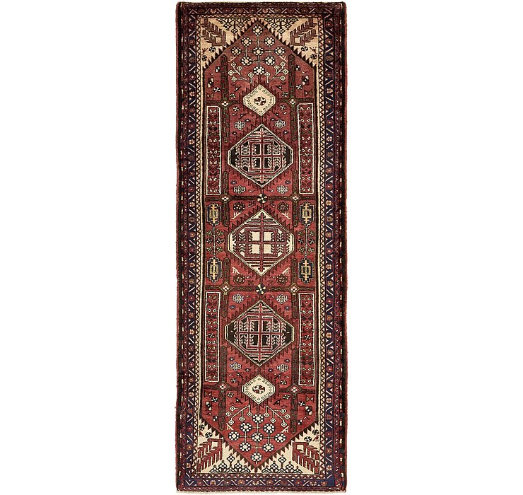 3' 6 x 10' 3 Saveh Persian Runner Rug