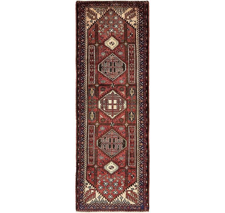 107cm x 312cm Saveh Persian Runner Rug