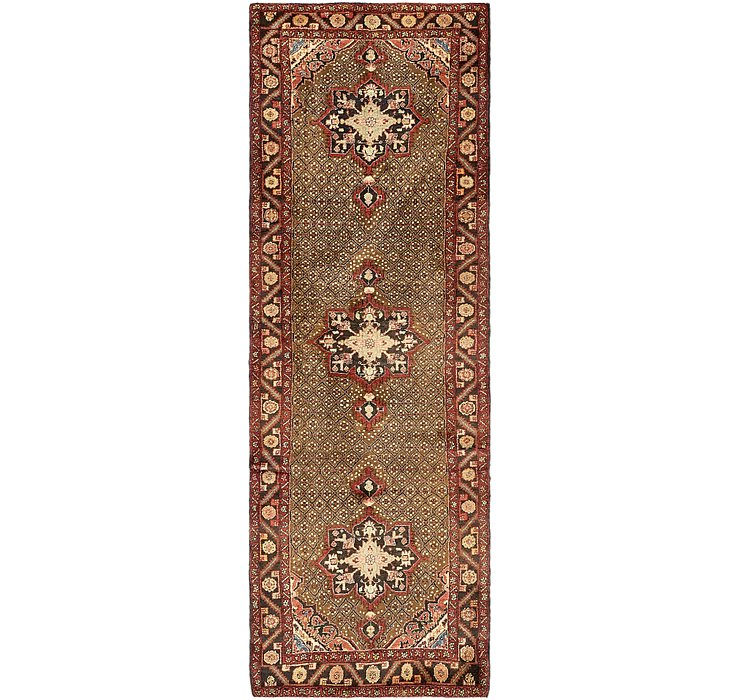 3' 5 x 10' 4 Koliaei Persian Runner ...
