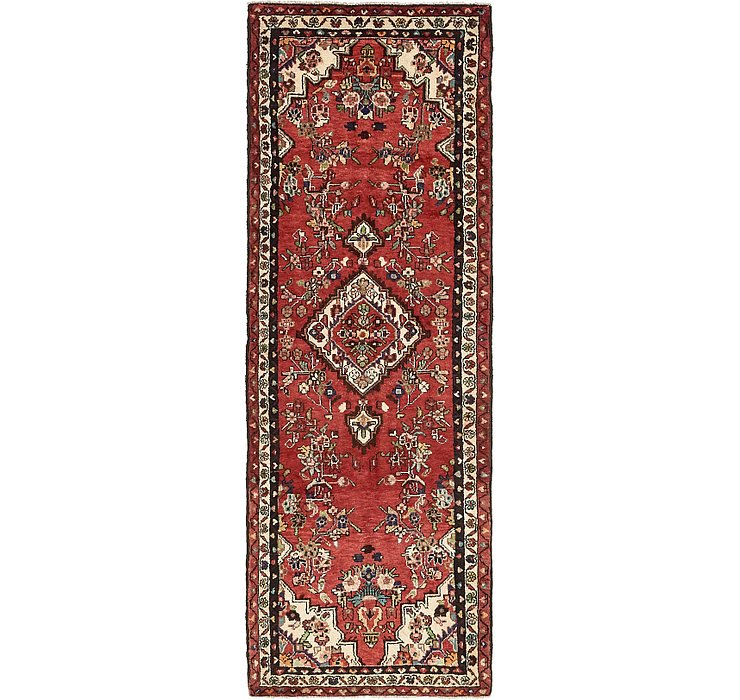 97cm x 277cm Borchelu Persian Runner...