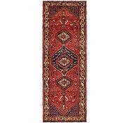 Link to 105cm x 297cm Hamedan Persian Runner Rug