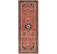 Link to 3' 6 x 9' 10 Hamedan Persian Runner Rug