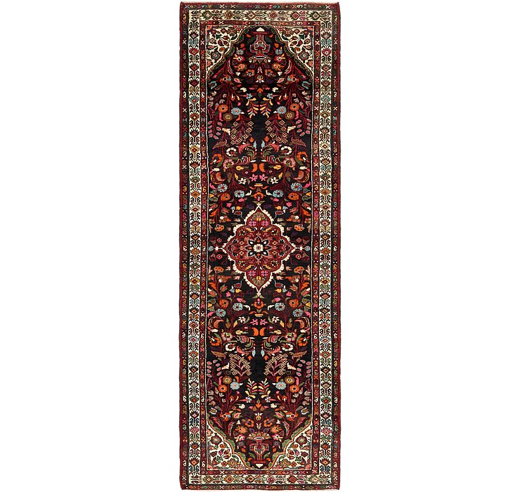3' 9 x 12' 4 Borchelu Persian Runner...