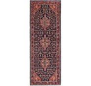 Link to 107cm x 292cm Darjazin Persian Runner Rug