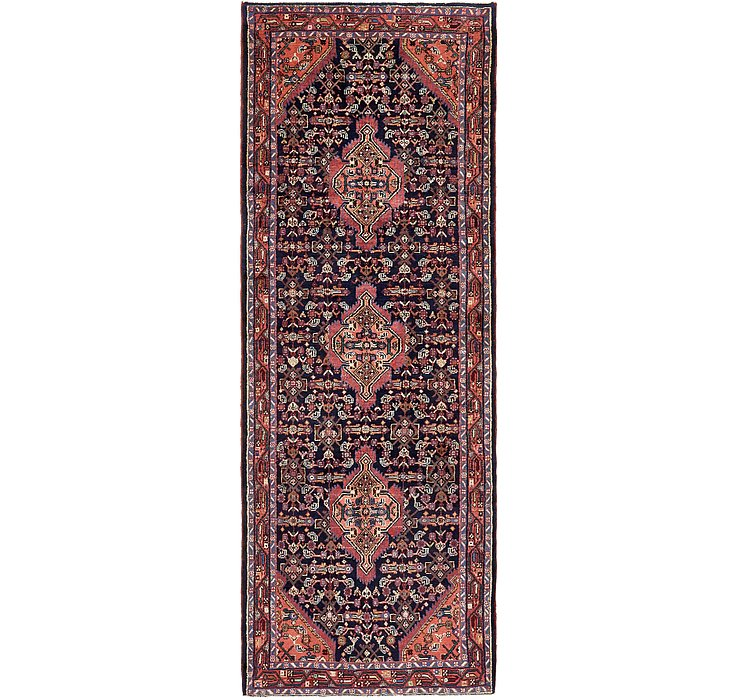 3' 6 x 9' 7 Darjazin Persian Runner...