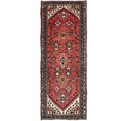 Link to 3' 5 x 8' 10 Hamedan Persian Runner Rug