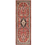 Link to 3' 7 x 9' 10 Shahrbaft Persian Runner Rug