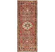 Link to 102cm x 295cm Hossainabad Persian Runner Rug