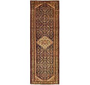 Link to 3' 6 x 10' 6 Hossainabad Persian Runner Rug