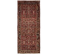 Link to 122cm x 307cm Hossainabad Persian Runner Rug