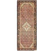 Link to 3' 8 x 9' 10 Hamedan Persian Runner Rug
