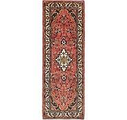 Link to 102cm x 287cm Khamseh Persian Runner Rug