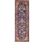 Link to 115cm x 338cm Farahan Persian Runner Rug