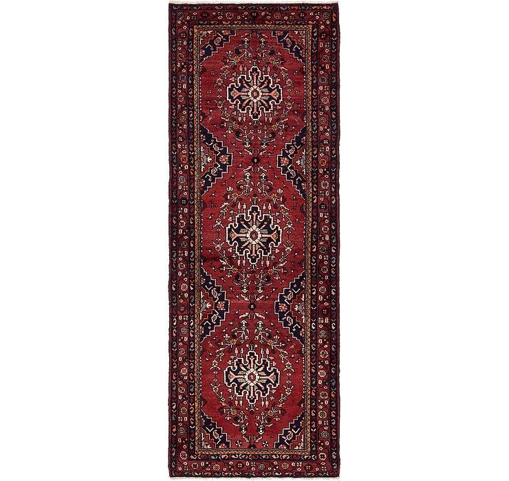 3' 8 x 10' 4 Zanjan Persian Runner Rug