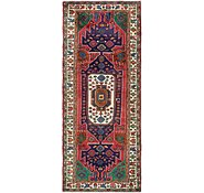 Link to 3' 9 x 9' 6 Khamseh Persian Runner Rug