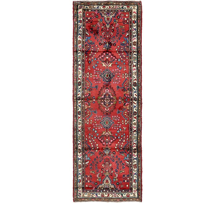 3' 7 x 10' 4 Liliyan Persian Runner ...