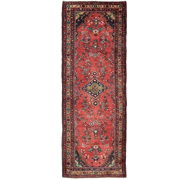 3' 9 x 10' 5 Mehraban Persian Runner...