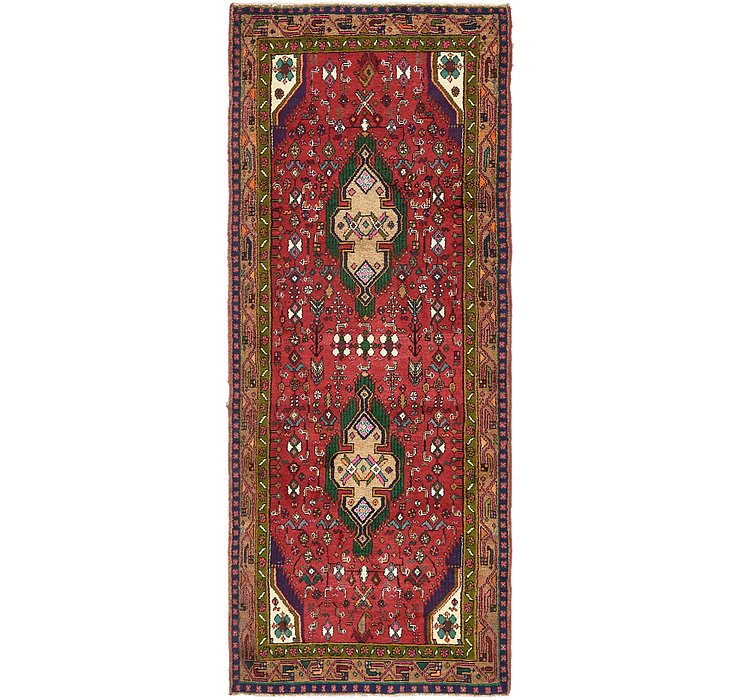 4' x 10' 2 Koliaei Persian Runner ...