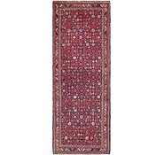 Link to 3' 6 x 9' 7 Hossainabad Persian Runner Rug
