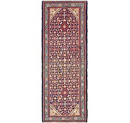 Link to 3' 5 x 9' 4 Hossainabad Persian Runner Rug