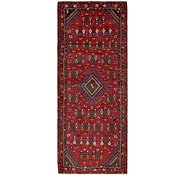 Link to 127cm x 323cm Hamedan Persian Runner Rug