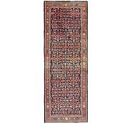 Link to 3' 5 x 9' 9 Hossainabad Persian Runner Rug