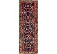 Link to 3' 4 x 9' 6 Khamseh Persian Runner Rug