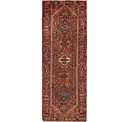 Link to 3' 6 x 9' 6 Khamseh Persian Runner Rug