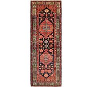 Link to 3' 9 x 11' Hamedan Persian Runner Rug