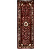 Link to 3' 5 x 10' 7 Hossainabad Persian Runner Rug