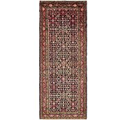 Link to 4' x 10' 7 Hossainabad Persian Runner Rug