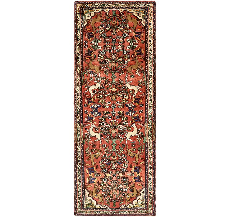3' 8 x 10' Mehraban Persian Runner...