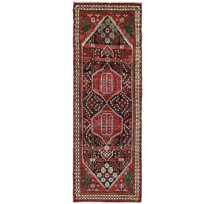 3' 4 x 9' 7 Saveh Persian Runner Rug