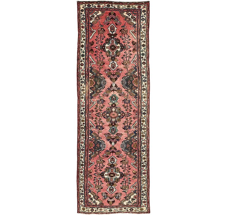 3' 2 x 9' 9 Mehraban Persian Runner...