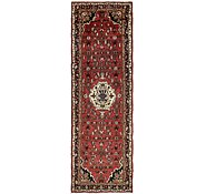 Link to 3' 5 x 11' Hamedan Persian Runner Rug