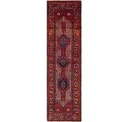 Link to 105cm x 390cm Meshkin Persian Runner Rug