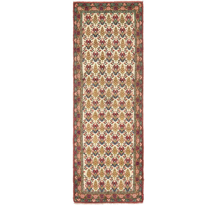 3' 5 x 10' 1 Koliaei Persian Runner ...