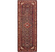 Link to 3' 10 x 11' 5 Hossainabad Persian Runner Rug