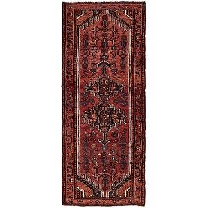 107cm x 270cm Saveh Persian Runner Rug