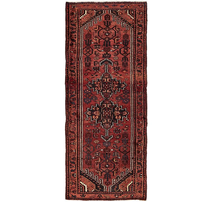3' 6 x 8' 10 Saveh Persian Runner Rug