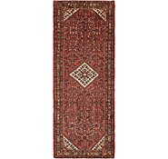 Link to 3' 7 x 9' 10 Hossainabad Persian Runner Rug