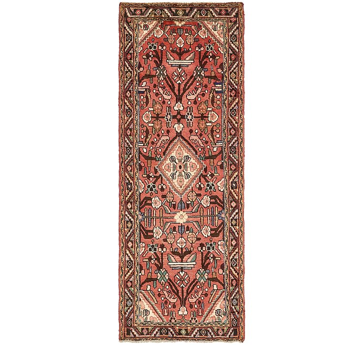 100cm x 282cm Borchelu Persian Runner...